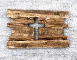 Simple Wood Projects That Sell Great by Best 25 Wooden Cross Crafts Ideas On Pinterest Burlap Cross