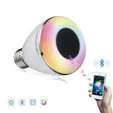 Lightstory Bluetooth Light Bulb Speaker BL08A Lightstory