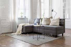 industrial style living room stock photo image now