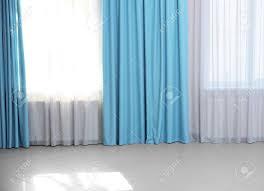 moderne vorhänge im wohnzimmer 00