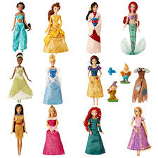 Disney Princess Classic Doll Collection Gift Set ShopDisney