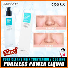 100 Two In One COSRX In Poreless Power Liquid 100ml Shopee Philippines