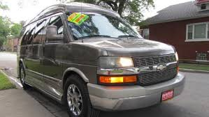 Perfect Van For This Summer Loaded Clean Leather Interior CD Player DVD TV A C Both Side Doors Automatic Transmission Power Seats And More