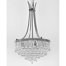 Dining Room Lighting Home Depot by Dining Room Mesmerizing Chandelier Crystals For Home Lighting