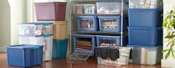 100 Storage Containers For The Home Declutter With Totes Cubes And Boxes At Depot