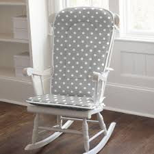 Gray And White Dots And Stripes Rocking Chair Pad How To Recover A Glider Rocking Chair Photo Tutorial Cushions Comfort Protection Cushion Covers Fit Diy Butterfly Chair Cover Archives Shelterness Removable Ikea Poang Keep Clean Fniture Dazzling Design Of Sets For Home Diy 4pc Waterproof Stretch Wedding Kitchen Craigslist Deals For Your Babys Room Needle Felted Word Fall To Recover Ding Hgtv 41 Patio Ideas 10 Best Baby Rockers Reviews Of 2019 Net Parents