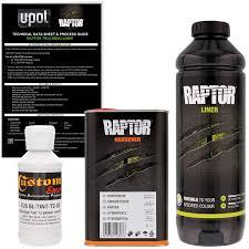 100 White Truck Bed Liner Amazoncom UPol Raptor Bright Urethane SprayOn