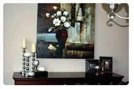 Dining Room Buffet Decor With The Images Collection Of Kitchen Sideboard Decorating