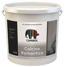 capadecor calcino romantico 15 kg weiß feinkörnige kalkspachtelmasse für innen