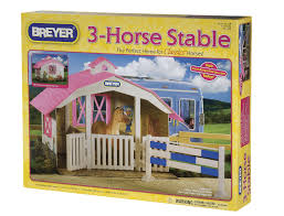 Breyer Classics Collection #688 3-Horse Stable (Horse And People ... Amazoncom Breyer Traditional Wood Horse Stable Toy Model Toys Wooden Barn Fits Horses And Crazy Games Classics Feed Charts Cws Stables Studio Myfroggystuff Diy How To Make Doll Tack My Popsicle Stick Youtube The Legendary Spielzeug Museum Of Davos Wonderful French Make Sleich Stall Dividers For A Box Collections At Horsetackcocom
