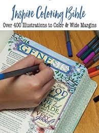 Bible Journaling Coloring