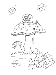 Gallery Of Arbre Automne Coloriage