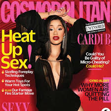 si e de table pour b cardi b turns the tables on those offset allegations