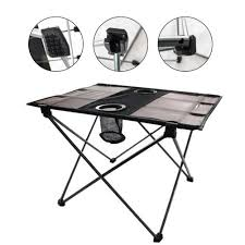 Big Offer #80ad0 - Ultralight Folding Camping Table Portable ...