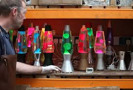 Edward Craven Walker and The History of Lava Lamps
