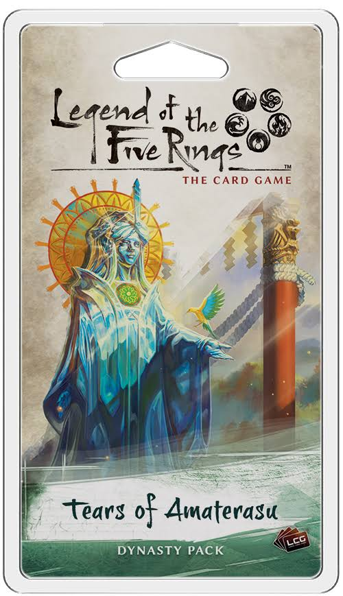 Legend of the Five Rings Tears of Amaterasu Card Game