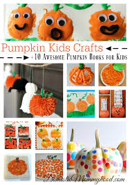 Spookley The Square Pumpkin Book Amazon by Pumpkin Kids Crafts Great For Fall Halloween And Thanksgiving