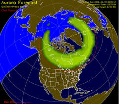 Thrice is nice for northern lights aurora s out tonight – Astro Bob
