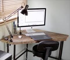 desk plans simple corner diy woodworking blueprints for modern