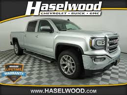 New GMC Sierra 1500 | Haselwood Chevrolet Buick GMC | Bremerton, WA 2017 Gmc Sierra Vs Ram 1500 Compare Trucks Introduces New Offroad Subbrand With 2019 At4 The Drive At Western Buick Fort Quappelle Vehicles For Sale Raises The Bar Premium Pickup Yellowknife Future Cars Will Get A Bold Face Carscoops First Review Digital Trends Denali Reinvents Bed Video Roadshow