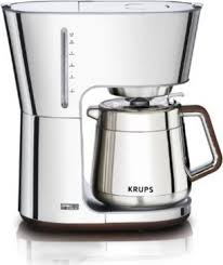 KRUPS Art Collection 10 Cup Thermal Coffee Maker