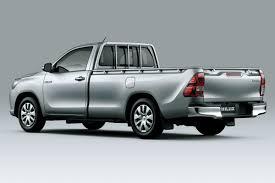 100 Toyota Pickup Truck Models PSA Pickup Truck Will Be Based The Hilux Model 613