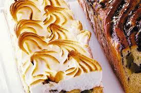 stachelbeer baiser kuchen