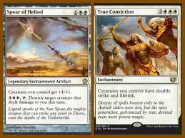 Common Mtg Deck Themes by This Is My Design 2015