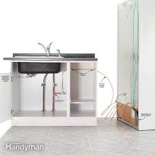 Samsung Refrigerator Leaking Water On Floor by How To Install Refrigerator Plumbing Family Handyman