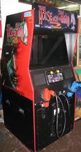 Mortal Kombat Arcade Cabinet Restoration by The House Of The Dead 2 Arcade Machine Google Search Light Gun
