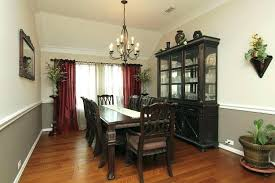 Two Toned Dining Room 2 Tone Living Furniture Fascinating Colors With Additional Gray Set