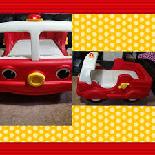 100 Little Tikes Fire Truck Toddler Bed Find More Step 2 Firetruck Includes