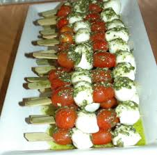 Tomato Mozzarella Pesto Skewers - #backyard #wedding #appetizers ... Best 25 Outdoor Party Appetizers Ideas On Pinterest Italian 100 Easy Summer Appetizers Recipes For Party Plan A Pnic In Your Backyard Martha Stewart Paper Lanterns And Tissue Poms Leading Guests Down To Freshments Crab Meat Entertaing 256 Best Finger Foods Ftw Images Foods Bbq House Wedding Hors Doeuvres Hors D 171 Snacks Appetizer Recipe Ideas Southern Living Roasted Fig Goat Cheese Popsugar Food