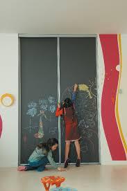 peinture chambre d enfant poser une peinture ardoise aimantée dans une chambre d enfant