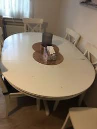 ikea tisch rund stühle ebay kleinanzeigen
