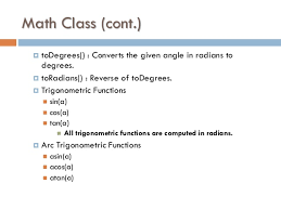 Java Math Ceil Example by Built In Classes In Java