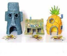 Spongebob Fish Tank Accessories by 49 Best Fish Tank Ideas Images On Pinterest Fish Tanks Aquarium