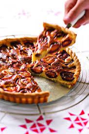 dessert aux quetsches recette recette tarte aux prunes