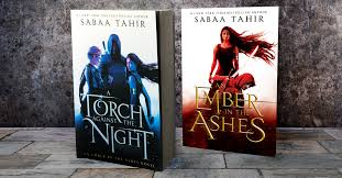The Sequel To Sabaa Tahirs Epic Fantasy Debut An Ember In Ashes Comes Out On August 30th So Were Preparing By Rereading Book 1