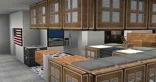 cuisine dans minecraft inspirant idees de cuisine moderne pour minecraft vue s curit la