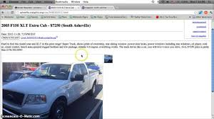 Find Cheap Cars On Craigslist | Carsjp.com Best Central New Jersey Craigslist Cars And Trucks By Owner Image Craigslist Cars Used Best East Bay Yuma And Chevy Silverado Under 4000 Com St Louis Beville 2005 Chevrolet 4500 Box Truck Top Notch Vehicles Greenville Sc Car Reviews 2018 Yakima Qualified Prestige Motors Sarasota Image