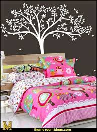 Owl Bedroom Wall Stickers by Decorating Theme Bedrooms Maries Manor Owl Theme Bedroom
