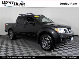 Used 2016 Nissan Frontier PRO Truck 37917 21 14127 Automatic Carfax ...