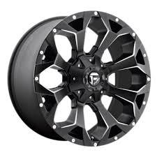 Fuel Silverado/Sierra Assault Wheels 20