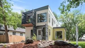 104 Shipping Container Homes For Sale Australia Peek Inside A 280k Home In Minneapolis