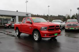 Pre-Owned 2014 Ram 1500 Sport Crew Cab Pickup In Chehalis #CU2160 ... 2001 Dodge Ram 1500 Sport Pickup Truck Item C2364 Sold Copper Limited Edition Joins 2017 Lineup Photo 2005 Srt10 Quad Cab Truck Red News Blog New 4d Crew In Yuba City 00016827 John 4x4 Possible Trade Custom Full Uautoknownet Adds Night Package Redesign Expected For 2018 But Current Will Ram Premier Chrysler Jeep 2016 Stinger Yellow Is The Pickup Version Of 2009 Picture 12 22 Automozeal Lightning Strike Vs Viper Bite Sport Truck Modif Trucks