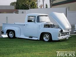 100 1956 Ford Truck 1103cct03ofordf100gmctruckfront Hot Rod Network
