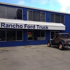 100 Cordova Truck Rancho Ford Auto Parts Supplies 3450 Recycle Rd Rancho