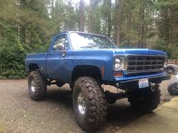 Newbie From Washington State | GM Square Body - 1973 - 1987 GM Truck ...