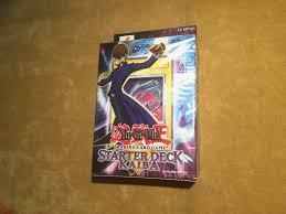 original 2002 starter deck kaiba sealed 1st edition opening youtube